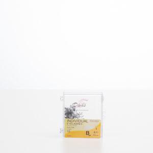Pestañas AGRUPADAS 6D Diametro 008 talla 13 Curva C (AG6-008-13-C) 36