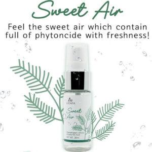 SWEET AIR (aire fresco) (HIG-002)